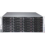 Supermicro CSE-847BE1C-R1K28LPB SuperChassis 4U Rackmount Server Chassis