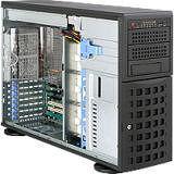 Supermicro CSE-745TQ-R920B Black 4U Tower w/Redundant PWS 920 W