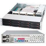 Supermicro CSE-826E16-R1200LPB SuperChassis SC826E16-R1200LPB Rackmount Enclosure - 2U