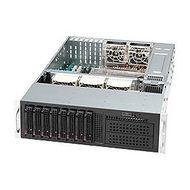 Supermicro CSE-835TQ-R920B SuperChassis SC835TQ-R920B Server Case - Rack-mountable - Black - 3U