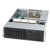 Supermicro CSE-835TQ-R800B SC835 Rackmount Server EATX Chassis 800 W PSU