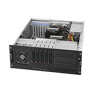 Supermicro CSE-842TQ-865B SuperChassis 842TQ-865B 4U Rackmount Enclosure