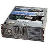 Supermicro CSE-842XTQ-R606B SYSTEM CABINET - RACK-MOUNTABLE - 2X USB 2.0 PORTS AND 1X COM PORT - POWER SUPPL
