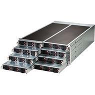 Supermicro SYS-F618R2-R72+ 4U 8 Nodes RM Barebone - C612 Chipset - LGA-2011 - 2x CPU