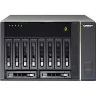 QNAP REXP-1000-PRO QNAP RAID EXPANSION ENCLOSURE, TOWER, 10-BAY, SINGLE POWER SUPPLY WITH 6G SAS CA