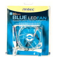 Antec BLUE LED 80MM FAN Blue LED Case Fan