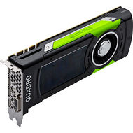 PNY VCQP6000-PB NVIDIA Quadro P6000 24 GB GDDR5X Graphic Card - Dual Slot