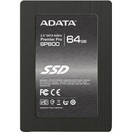 "ADATA ASP600S3-64GM-C Premier Pro SP600S3 64 GB 2.5"" Solid State Drive - 6Gb/s SAS - Internal"