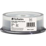 Verbatim 98916 Blu-ray Recordable Media - 25 Pack - BD-R XL - 4x - 100 GB