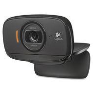 Logitech 960-000715 C525 Webcam - Black - USB 2.0 - 1 Pack(s)