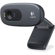 Logitech 960-000694 C270 Webcam - Black - USB 2.0 - 1 Pack(s)