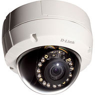 D-Link DCS-6513 3MP HD Outdoor Day & Night Dome IP Camera