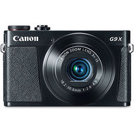 Canon 0511C001 PowerShot G9 X Digital Camera (Black)