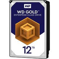 "WD WD121KRYZ Gold 12TB 3.5"" Enterprise-class Hard Drive SATA 6 Gb/s 7200 RPM 256MB Cache"