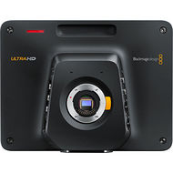 "Blackmagic Design CINSTUDMFT/UHD Digital Camcorder - 10.1"" LCD - 4K"