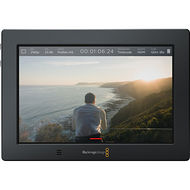 "Blackmagic Design HYPERD/AVIDAS74K Video Assist 7"" LCD Touchscreen Monitor"