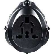 CyberPower TRA1A2 All-In-One Travel Adapter Plug