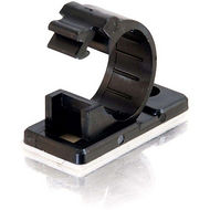 C2G 43052 50PK .5IN SELF ADHESIVE CABLE CLAMPS