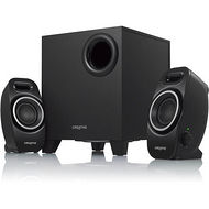 Creative 51MF0420AA002 A250 2.1 Black Speaker System - 9 W RMS