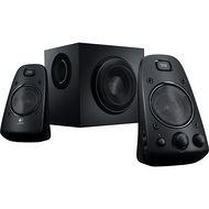 Logitech 980-000402 Z623 2.1 Speaker System - 200 W RMS