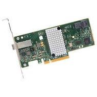 LSI LSI00348 4 Internal/External Port 12 Gb/s SAS Controller - H5-25515-00 / SAS 9300-4I4E SGL
