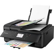 Canon 2232C002 PIXMA TR7520 - MULTIFUNCTION - INK-JET - PRINT,SCAN,COPY,FAX - 4IN X 6IN PHOTO: