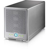 AKiTiO T3QM-T3DIAY-AKTU Thunder3 Quad Mini Desktop Drive Enclosure