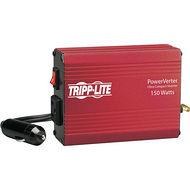 Tripp Lite PV150 Portable Auto Inverter 150W 12V DC to 120V AC 1 Outlet 5-15R