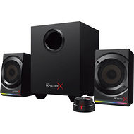Creative 51MF0470AA001 Sound BlasterX Kratos S5 2.1 RGB lighting Gaming Speaker System