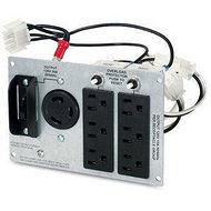 APC SUA027RM Backplate Kit W/(1) L5-30R and (6) 5-15R for Smart-UPS 2200 & 3000VA 3U-5U SUA Models