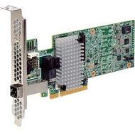LSI LSI00439 4 Internal/External Port 12 Gb/s SAS Controller - 05-25190-02 / SAS 9380-4I4E SGL