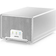AKiTiO NEU2-TU3IAS-AKTU Neutrino Thunder D3 Drive Dock Serial ATA/600 - Thunderbolt, Mini USB 3.0