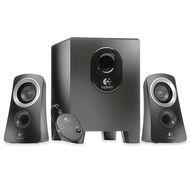 Logitech 980-000382 Z313 2.1 Black 25 W RMS Speaker System