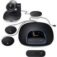Logitech 960-001060 Group Video Conferencing System and Expansion Mics