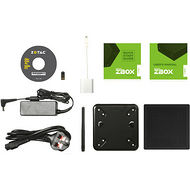 ZOTAC ZBOX-MI549NANO-U ZBOX nano M Mini PC - Core i5-7300U 2.60 GHz DDR4