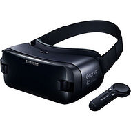 Samsung SM-R325NZVAXAR Gear VR with Controller (Galaxy Note8 Edition)