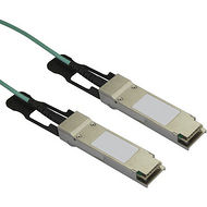 StarTech QSFPH40GAO15 15m 49 ft Cisco QSFP-H40G-AOC15M Compatible - QSFP+ Active Optical Cable