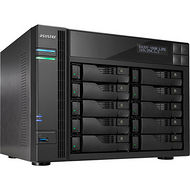 ASUSTOR AS6210T 10 BAY NAS TOWER US 4GB DDR3L