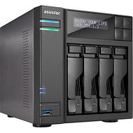 ASUSTOR AS6204T 4BAY NAS TOWER US 4GB DDR3L