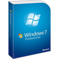 Microsoft FQC-00129 Windows 7 Professional Edition OS