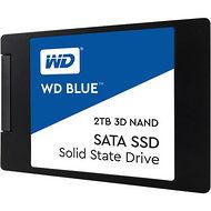 """WD WDS200T2B0A Blue 2 TB SATA 2.5"""" 7 mm SSD"""