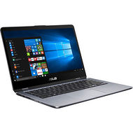 "ASUS TP410UA-DS71T VivoBook Flip 14 14"" Touchscreen LCD Notebook - Intel Core i7-8550U 4C 1.80 GHz"