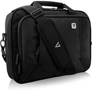 "V7 CCP13-BLK-9N Professional Carrying Case (Briefcase) for 13.3"" Smartphone, Notebook, Accessories"