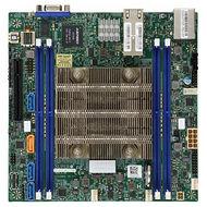 Supermicro MBD-X11SDV-12C-TLN2F-O Motherboard - Intel Xeon D-2166NT 12 Core 2 GHz - Retail