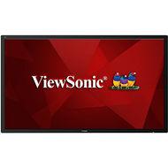 ViewSonic CDE8600 - LED DISPLAY - 86 INCH - 3840 X 2160 - 400 CD/M2 - 1,200:1 - 8 MS - HDM