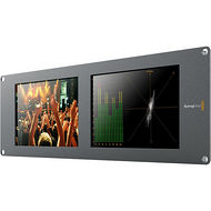 """Blackmagic Design HDL-SMTVDUO2 SmartView Duo 8"""" LCD Monitor"""