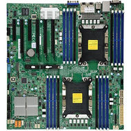 Supermicro MBD-X11DPI-N-B Server Motherboard - Intel Chipset - Socket P LGA-3647 - 2 x CPU - Bulk