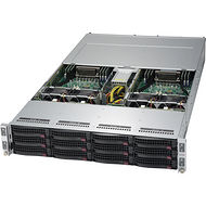 SabreEDGE ES2-1719511-ISKL 2U Server - Intel Xeon Phi KNL Solution
