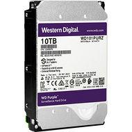 """WD WD101PURZ Purple 10 TB 7200 RPM SATA 3.5"""" 256 MB Cache Hard Drive"""
