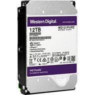"""WD WD121PURZ Purple 12 TB 7200 RPM SATA 3.5"""" 256 MB Cache Hard Drive"""